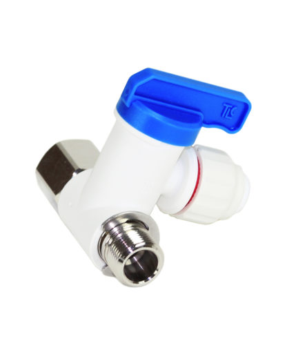 feed water angle valve