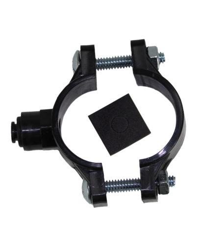 ro system drain saddle valve