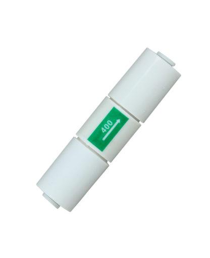 OROS-80 system flow restrictor