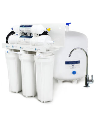 OROS-50 RO system with permeate pump